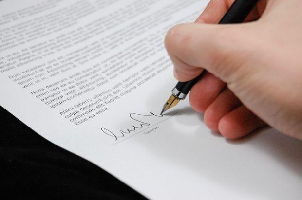Договор аренды нежилого